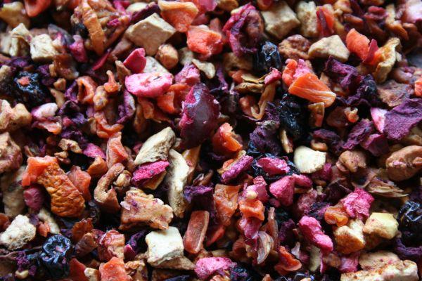 Früchtetee Cranberry mild