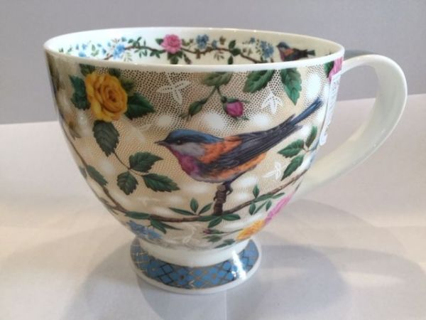 Porzellan Tasse Modell Syke (Satori Blue)