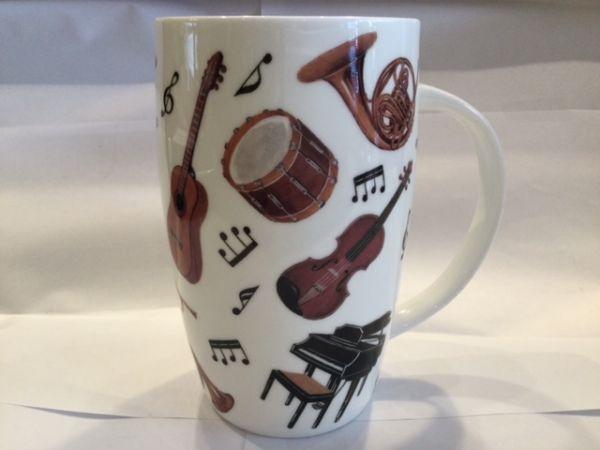 Tasse Concert Barrel Latte Mug