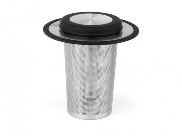 Teefilter mit Ablage/Deckel XL
