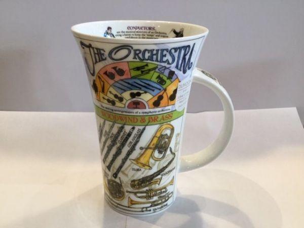 Porzellan Becher (Woodwind & Brass)