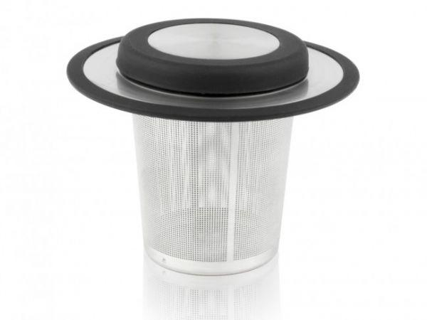 Teefilter mit Ablage/Deckel