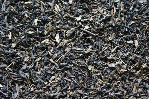 Entkoffeinierter Darjeeling Blatt-Tee