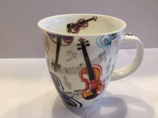 Porzellan Tassen Modell Nevis (Streichinstrumente)