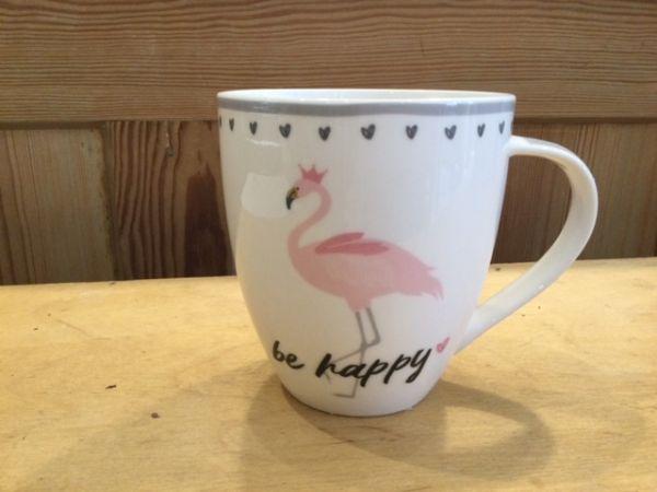 Flamingo be Happy!