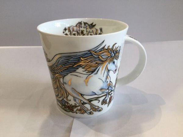 Porzellan Tassen (Einhorn)