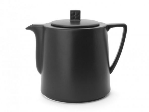 Teekanne Lund 1,5L, schwarz