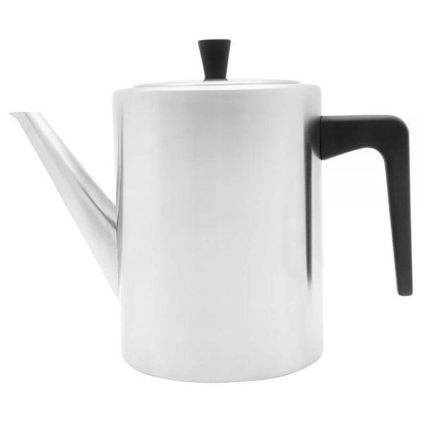 Teekanne Oslo 1,5 Liter einwandig mit Filter
