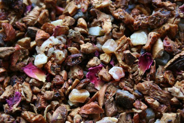 Früchtetee Pfirsich-Sahne mild