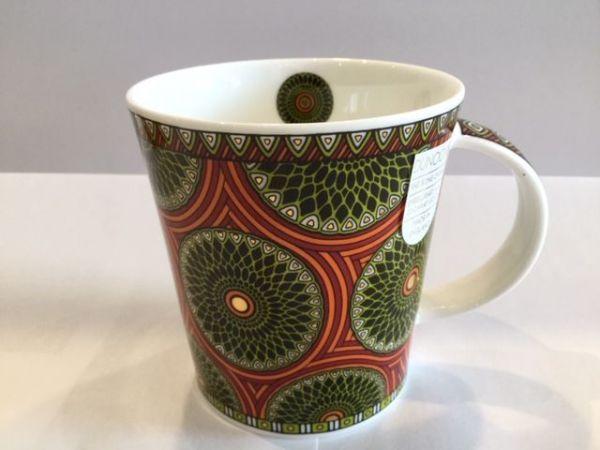 Porzellan Tasse (Masai 2)